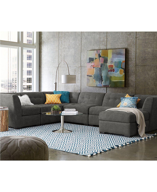 Encantador Muebles De La Sala Macys Regalo - Muebles Para Ideas de ...