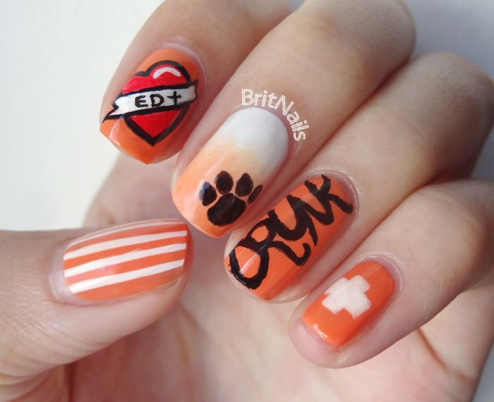 ed sheeran nails - Google Search | Makeup | Pinterest | Makeup