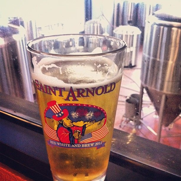 Saint Arnold Brewing Company in Houston, TX