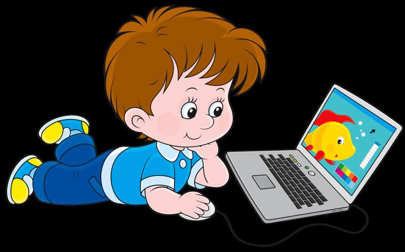 Компьютеры картинки для детей