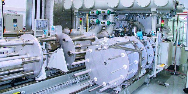 Thermische Massedurchfluss-Messsysteme