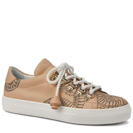 611bc1524d1 TOD S Tod s Tattoo-Inspired Sneakers in Leather.  tods  shoes  sneakers  tod s tattoo-inspired aus leder