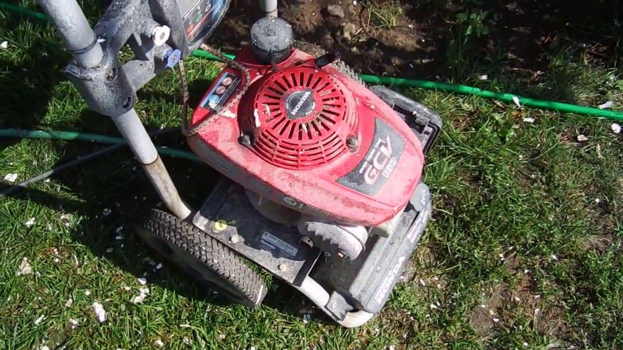 Homelite Honda Gcv160 Pressure Washer Won T Stay Running Stops Running S Pressure Washer Honda Washer