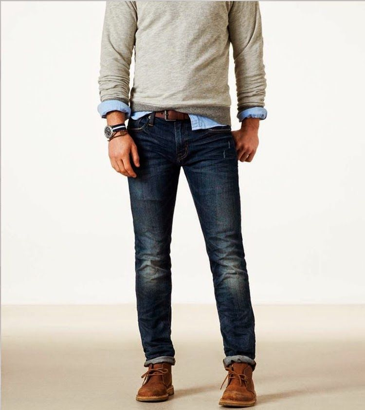 rules of fashion for guys