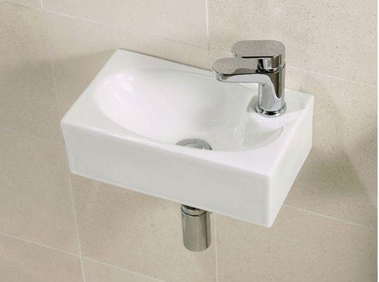 Ideias de Pias para Banheiro Pequeno -> Pia Para Banheiro Pequeno