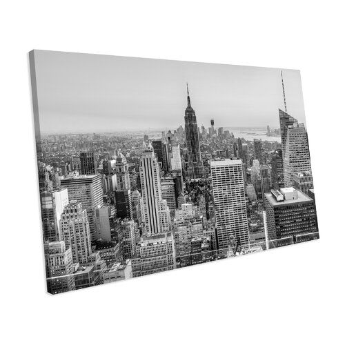 Photo of Leinwandbild New York City ModernMoments Größe: 32 cm H x 42 cm B