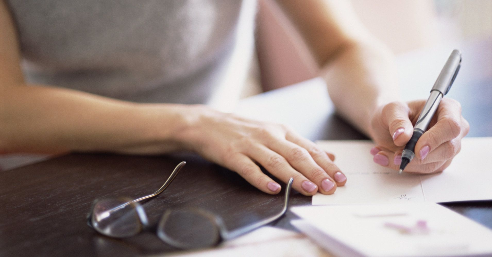 How to write the perfect thankyou note writing a