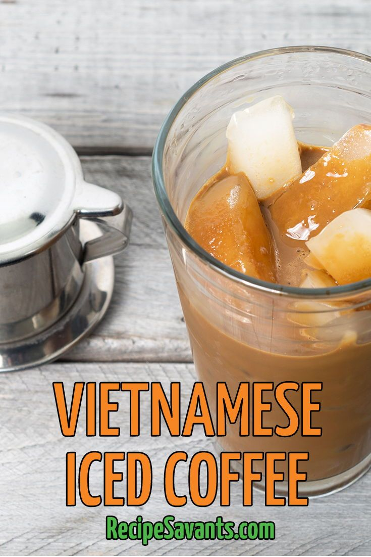 I conquered this recipe vietnamese style iced coffee