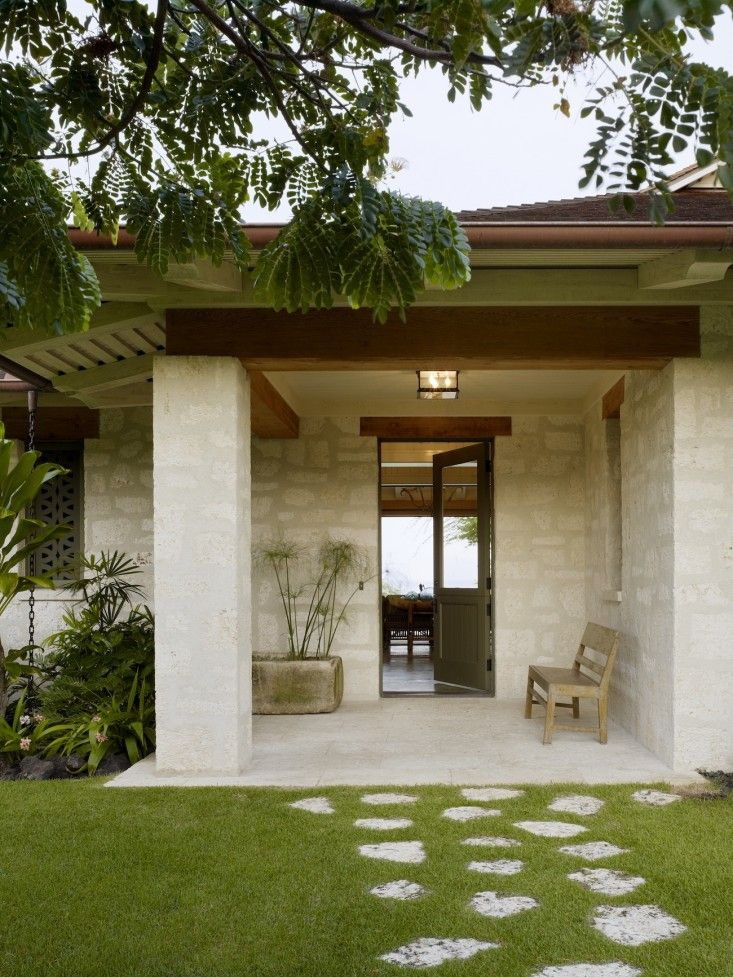 Superior Walker Warner Architects Hawaii ; Gardenista Love The Cladding