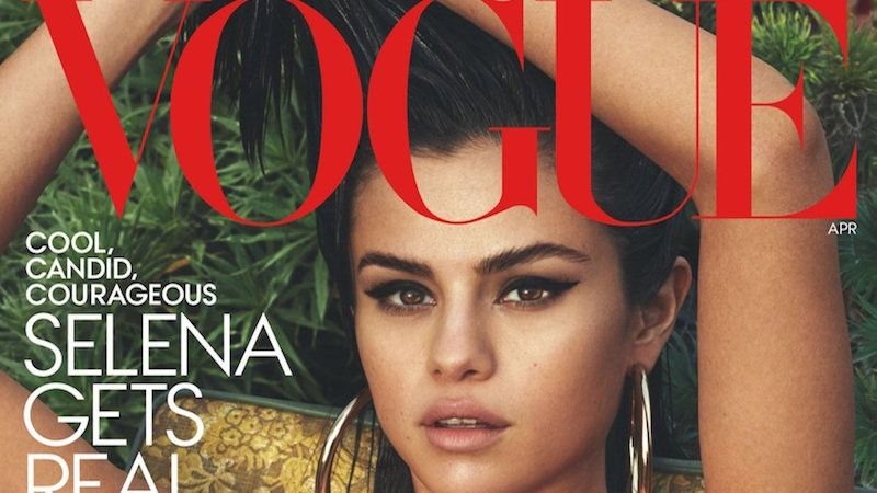 The Vogue cover story is a celebrity rite of passage, particularly is the celebrity is young and female. As such, Vogue cover stories, largely written by men, are generally wedded to a handful of stereotypes about young women: the innocent Hollywood …