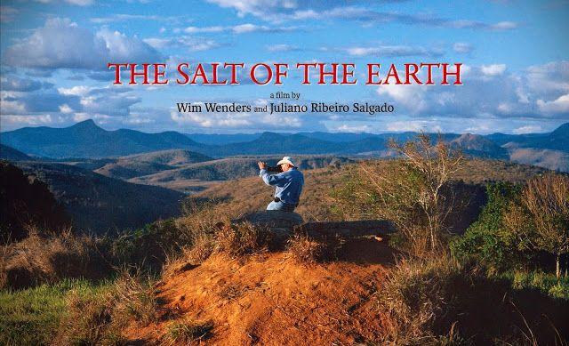 El Volar del Colibrí: La Sal de la Tierra