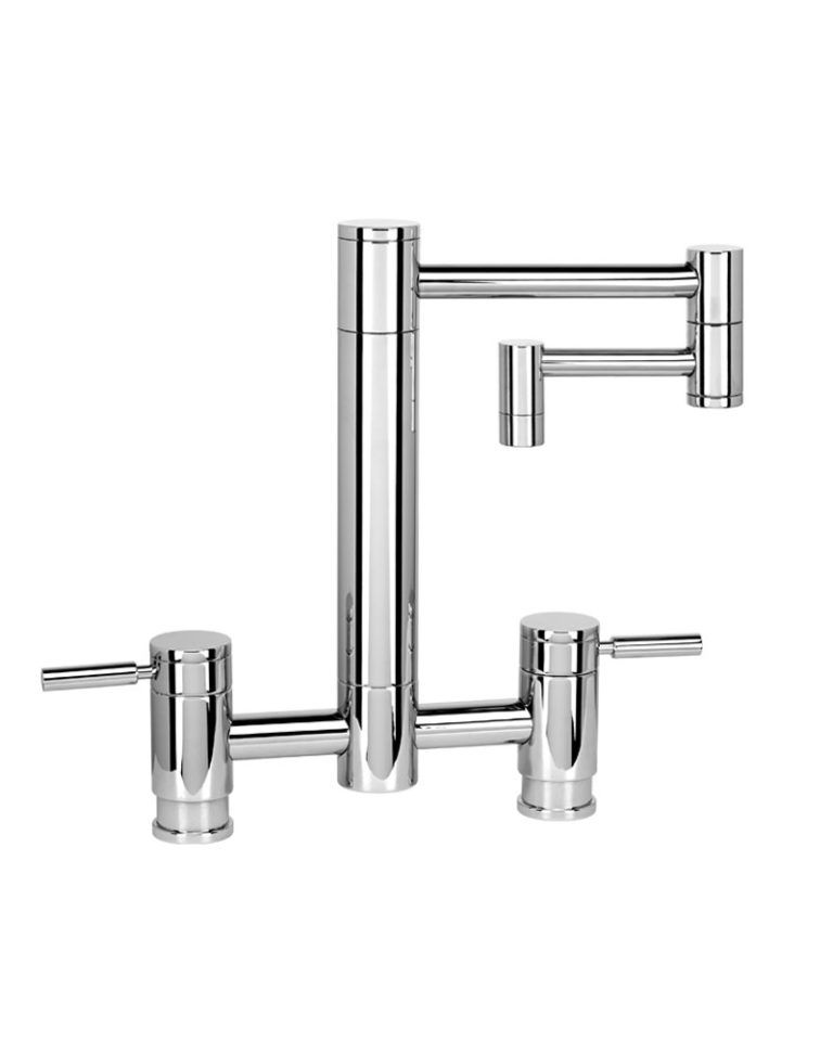 Hunley 12 Bridge Faucet 7600 Waterstone Available At Snow And Jones Norwell Yarmouth Machusetts Showrooms