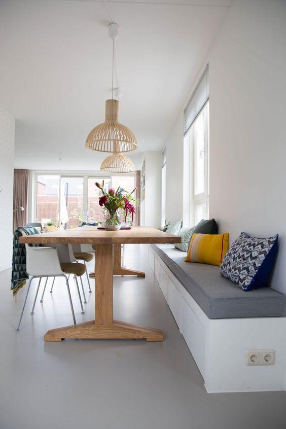 Idee stopcontact in zitbank | DINING ROOM | Pinterest - Eettafel ...