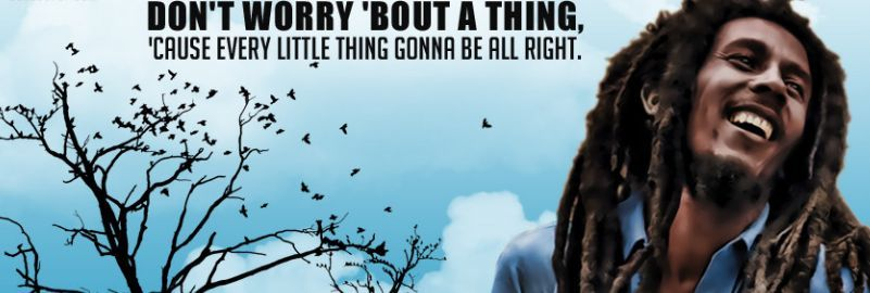 Latest FB Covers Don't Worry 'But A Thing 'Cause Every
