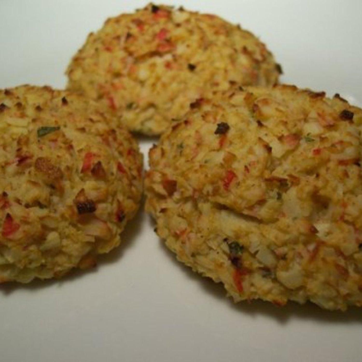 Local Baltimore Crab Cakes