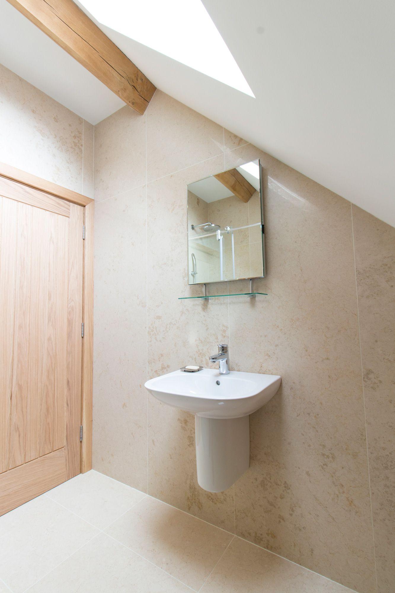 Crema Castello Brushed Limestone Bathroom Tiles | www.mystonefloor ...