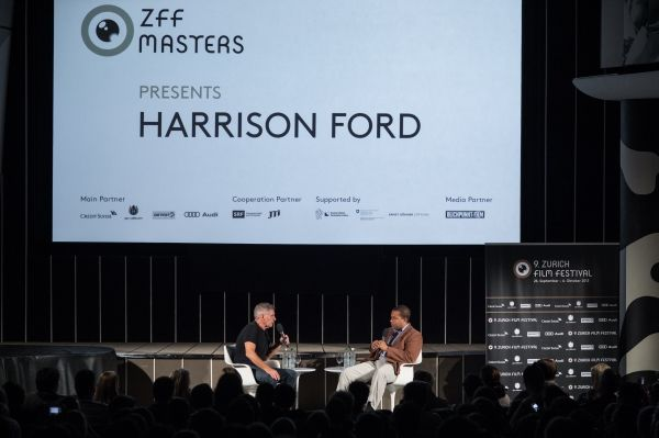 ZFF Masters 2013 with Harrison Ford