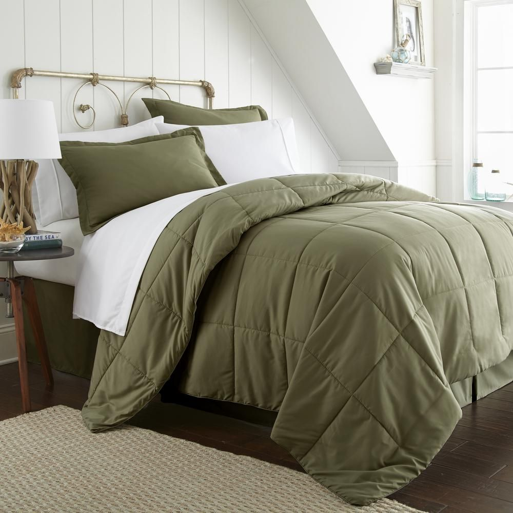 Pin By Catherine Lee On Room Idea Bed In A Bag Complete Bedding Set Comforter Sets Cal king bed in a bag