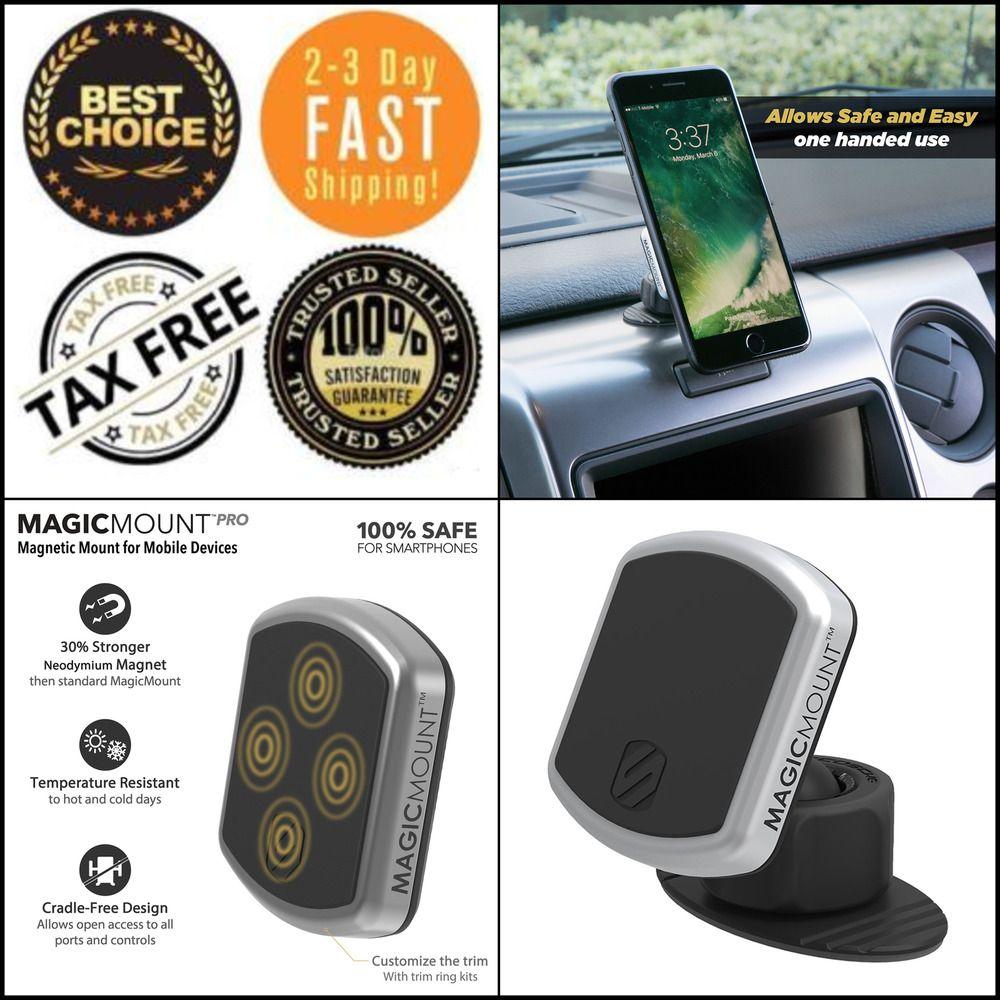 Magnetic Phone Holder for Car #MagneticPhoneHolder