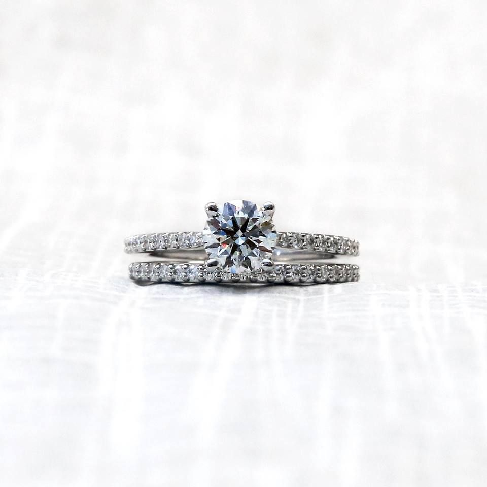 Shop Hearts On Fire Bridal At James & Sons Fine Jewelers