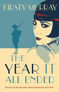 The Year It All Ended. Set at the end of WW1, Tiney, the youngest of four sisters, must adjust to the changes that the war has brought, including the death of her brother.