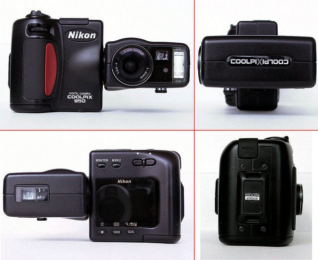 Source: DPReview  This is the very first digital camera I bought in