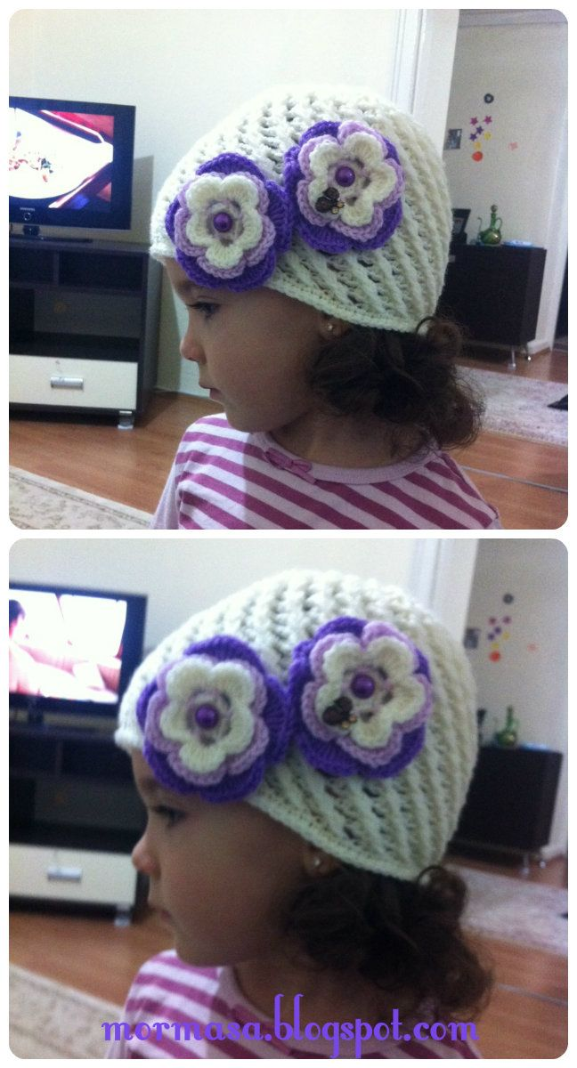 how to do crochet a hat