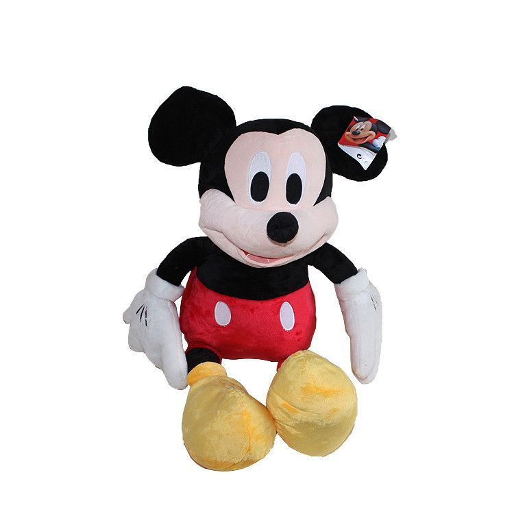 Mickey Mouse And Minnie Mouse 30cm Soft Toy | Mickey Mouse Toys ...
