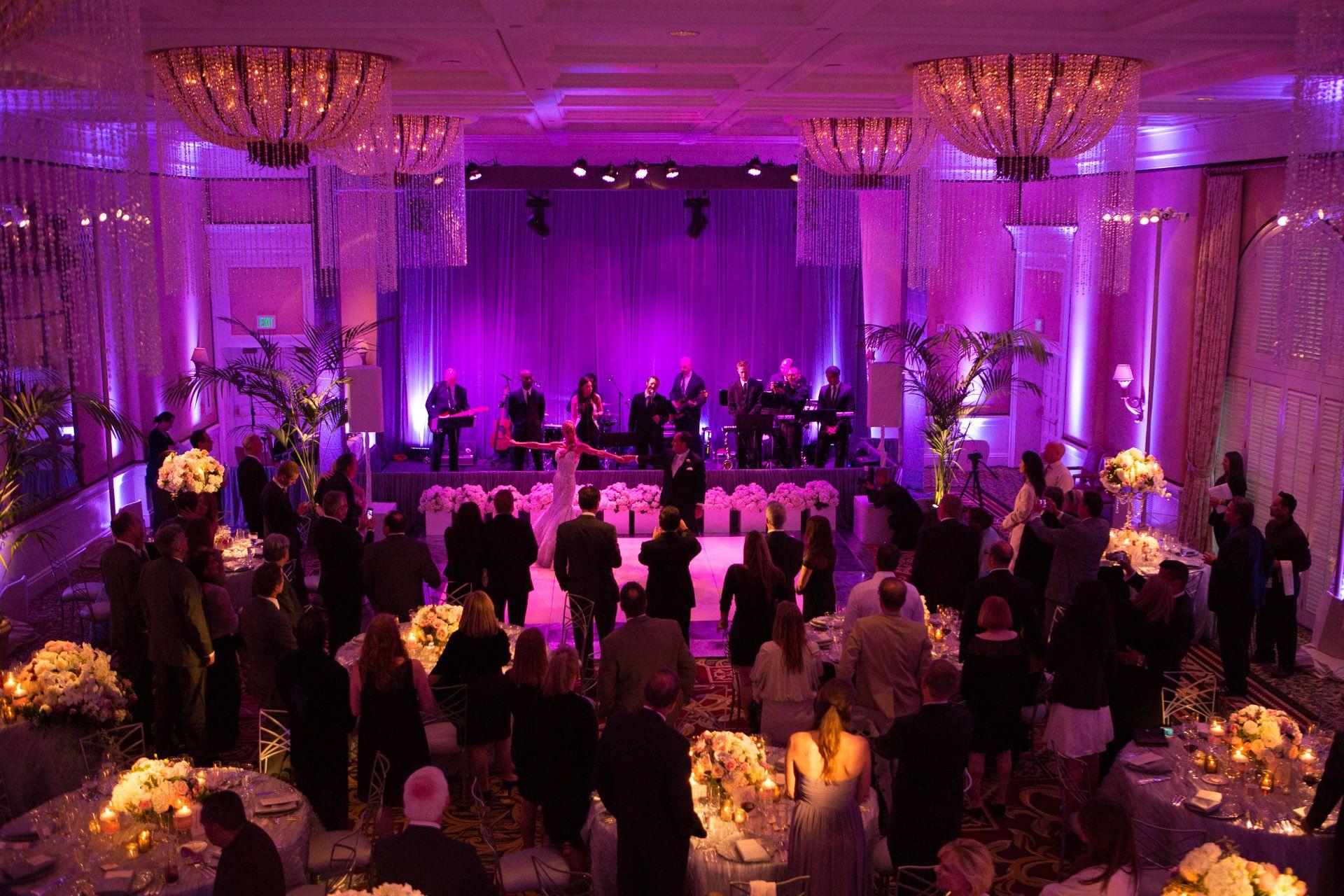 Pin By Merryl Brown Events On Sparkle And Shine Santa Barbara Wedding Wedding Venue Decorations Santa Barbara Wedding Ballroom Wedding