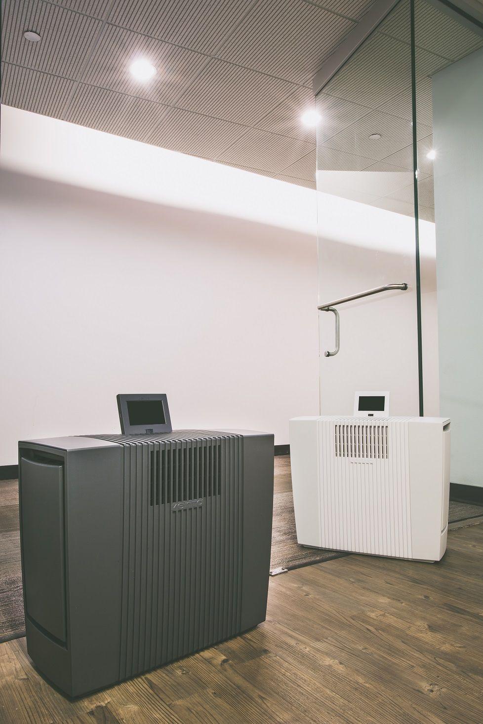 The new 6 Series Venta Airwashers, humidifiers, air