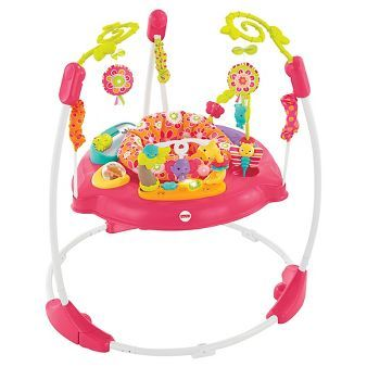 84394a10c Fisher-Price® Pink Petals Jumperoo™