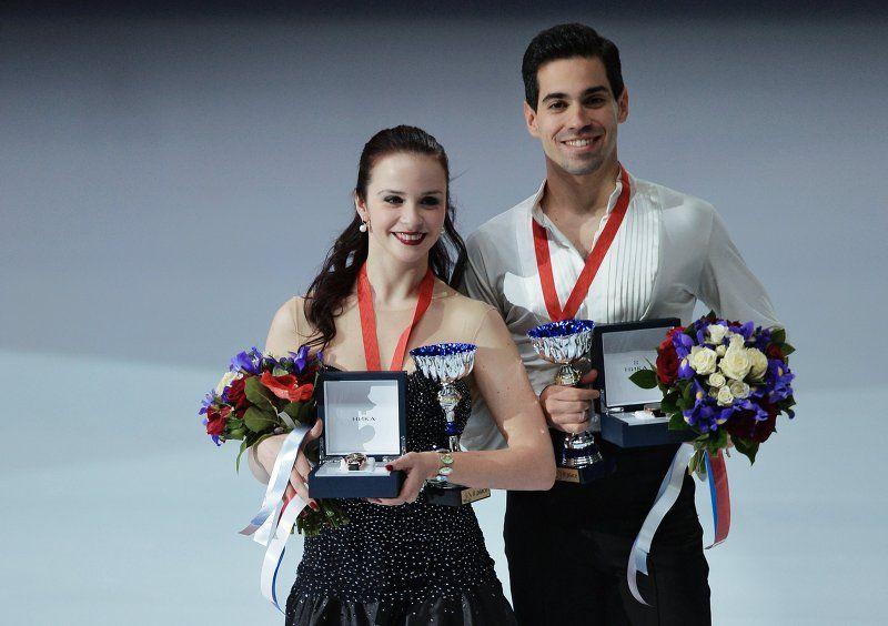 Anna CAPPELLINI / Luca LANOTTE    Анна Каппеллини и Лука Ланотте (Италия)