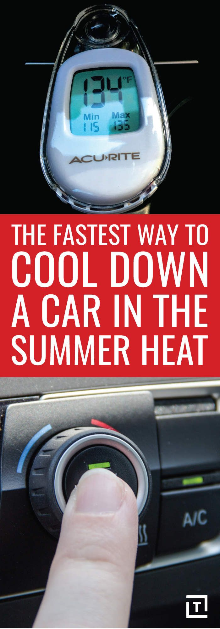 We Found the Fastest Way to Cool a Car Down in Summer Heat