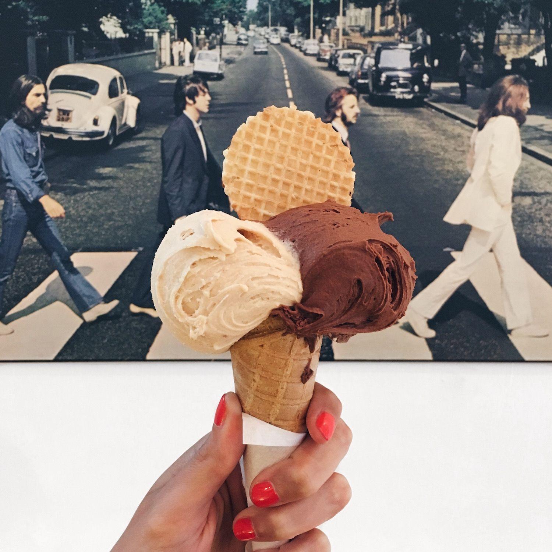 Die beste Eisdiele in Mailand