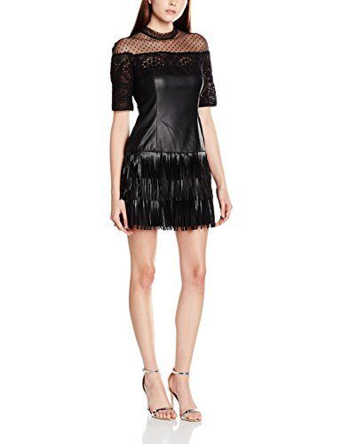Vestido negro fiesta amazon