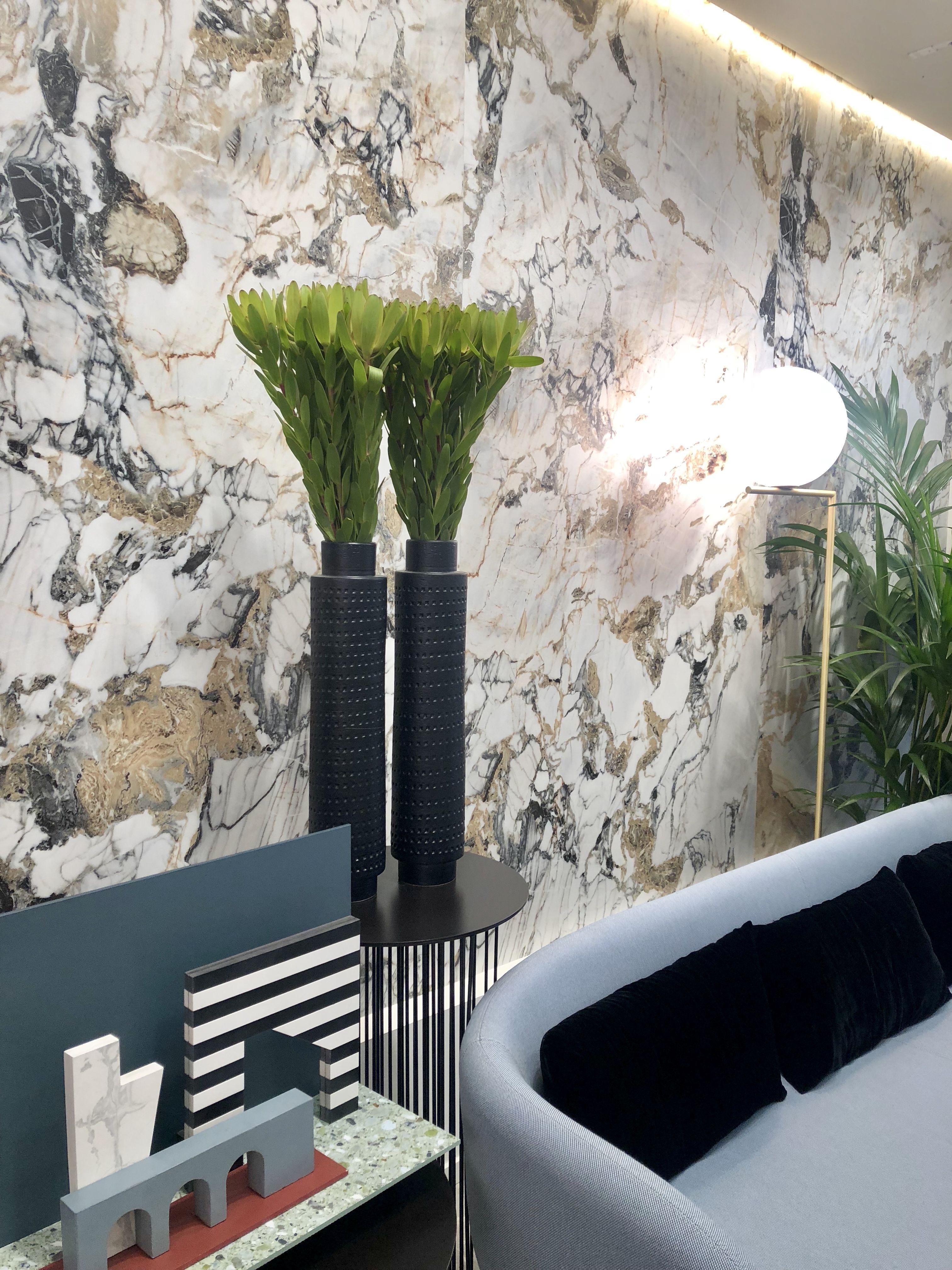 Carrelage Imitation Marbre Nouveauté Pour 2019 Au Salon Cersaie à Bologne