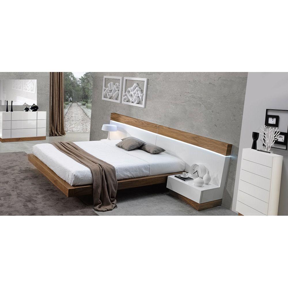 Bedroom Decor Turquoise And Brown Bedroom Ideas Nature Bedroom Sets Uk Bedroom Sets With Mattress: Madrid Platform Customizable Bedroom Set