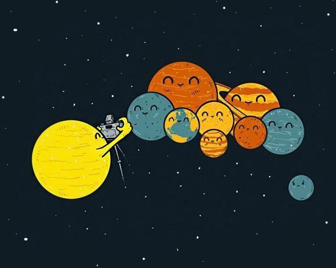 Pobre Plutón.