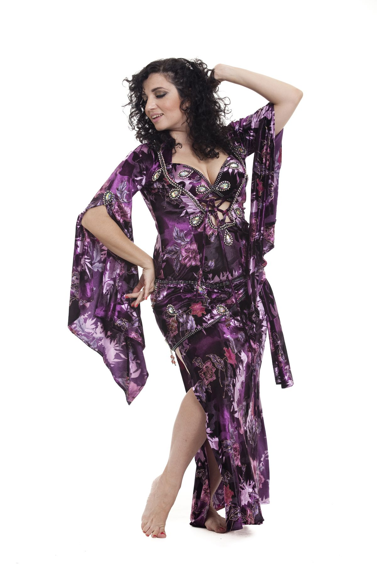 Belly dance special sa\'idi dress/galabia - Victory OMG this is ...