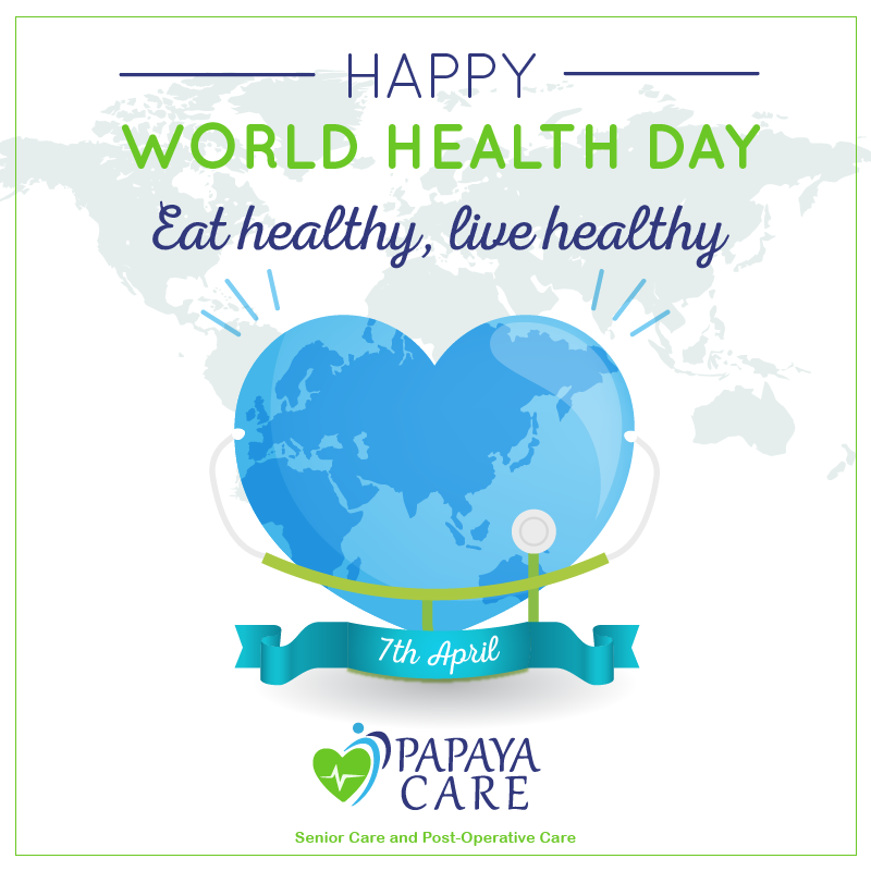 The World Health Day is a global health awareness day