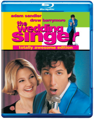 The Wedding Singer (Totally Awesome Edition) BluRay Only