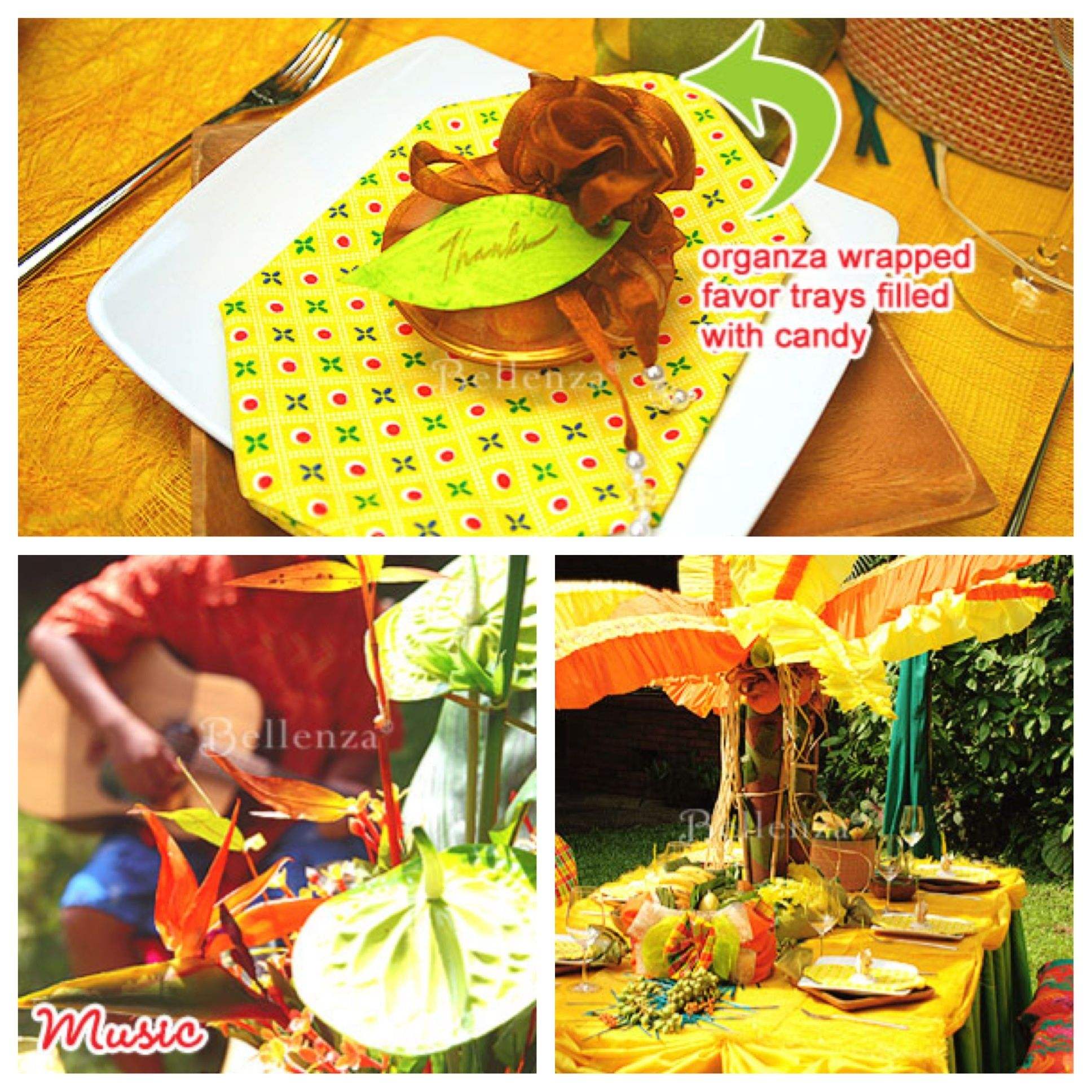 Jamaican Themed Engagement Party Ideas