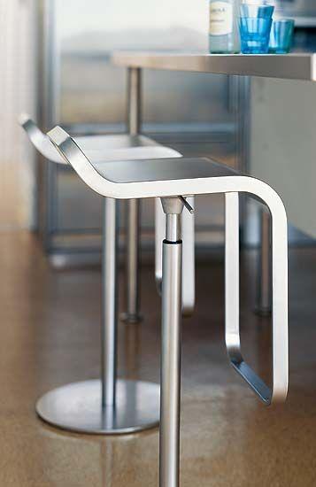 Lo último en taburetes minimalistas de diseño | sillas de bar ...