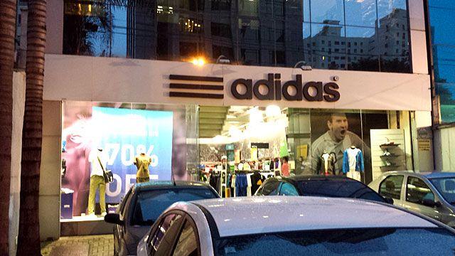 57fcf28bb43bd Outlet Adidas em Moema