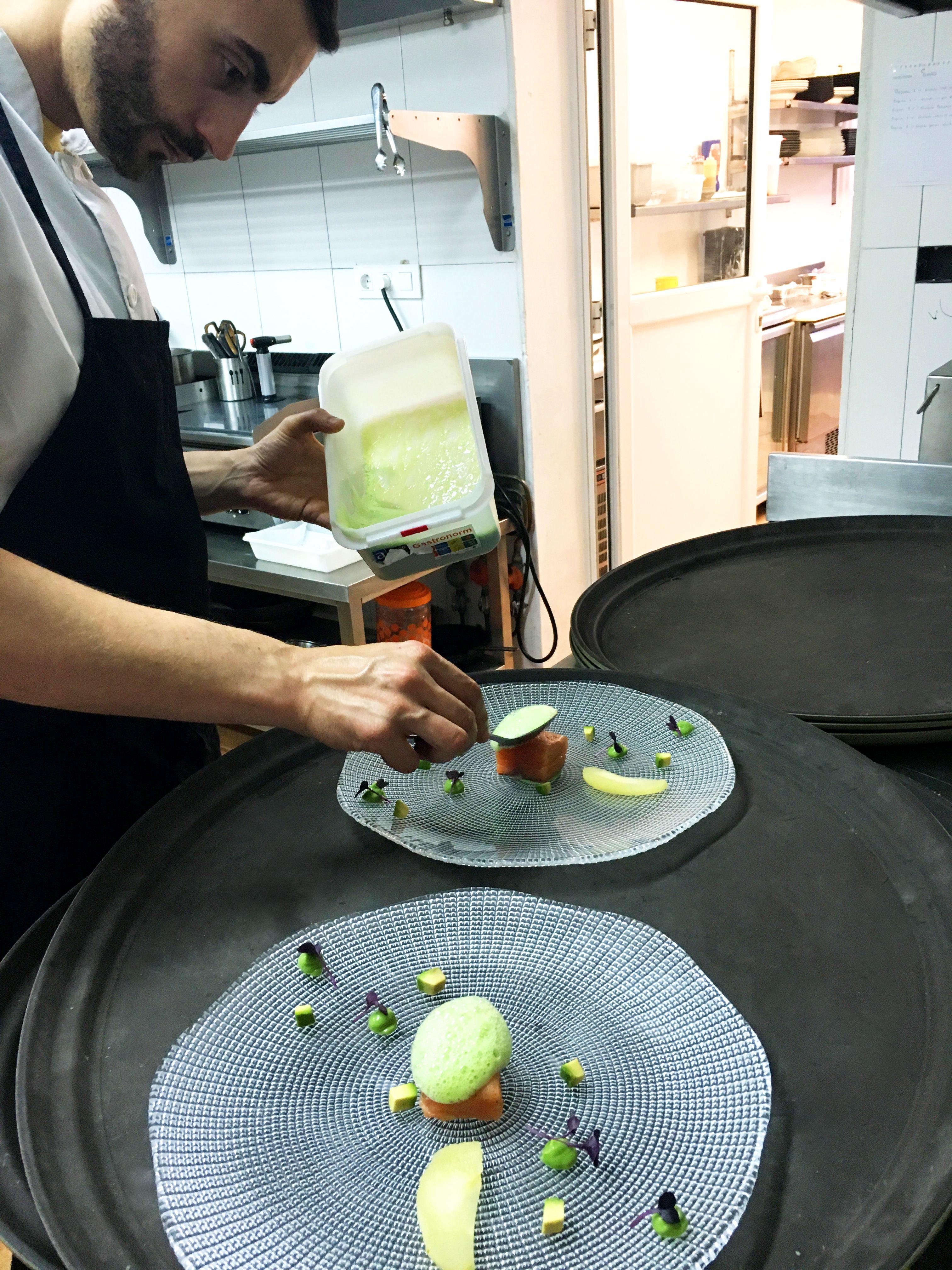 Trabajo y concentración desde la cocina de AireGastro