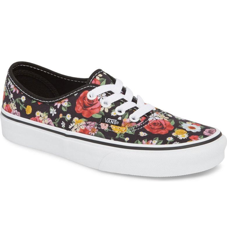 6294e856c7 UA Authentic Lux Floral Sneaker