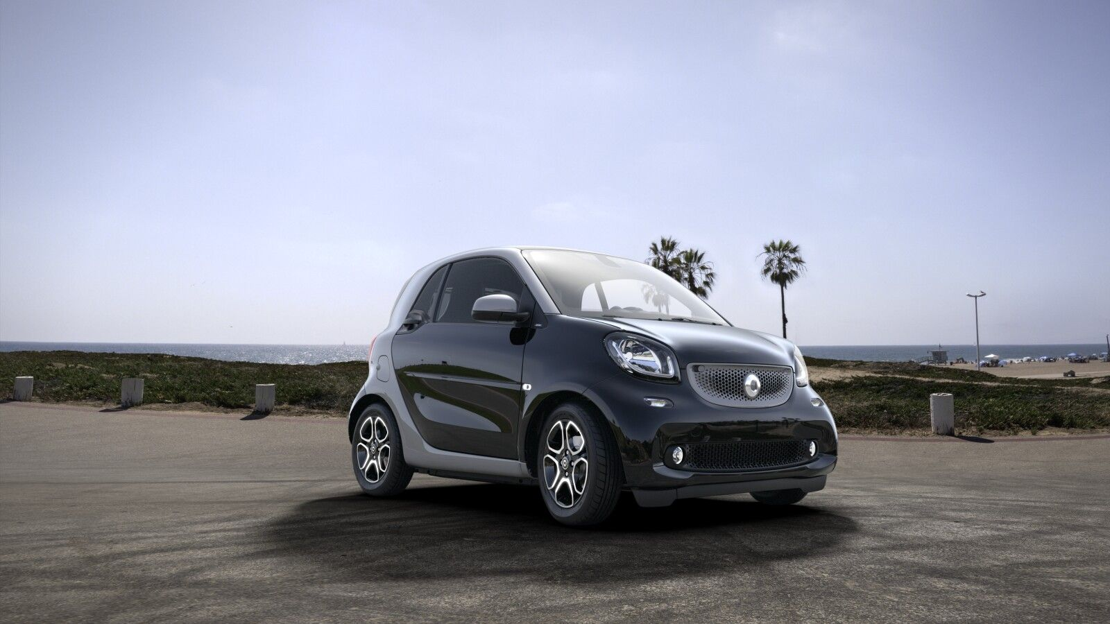 The Smart Fortwo Prime Was Meant To Make A Big Impression It S