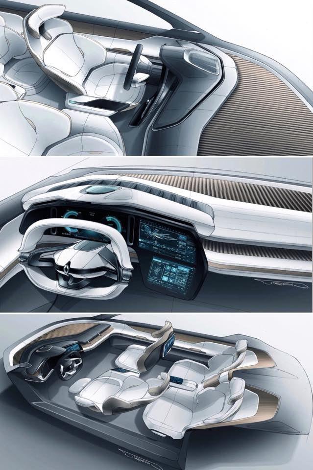 Pin di gianmarco giacchina su interiors car interni for Progetti design interni