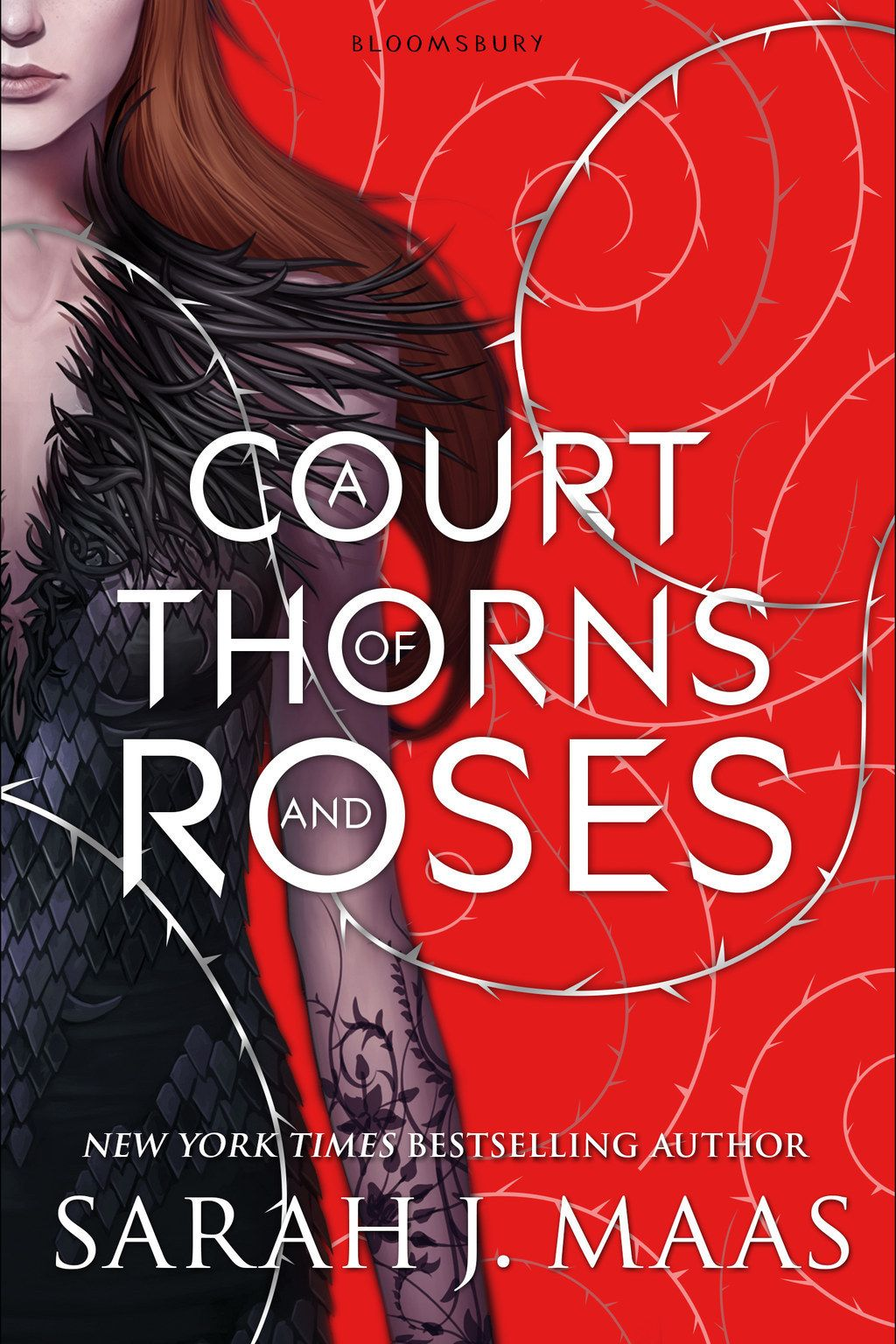 A Court Of Thorns And Roses By Sarah J Maas With Images Ya