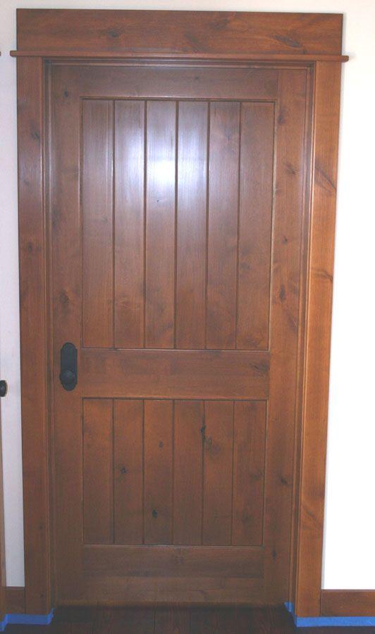 Wood Interior Doors